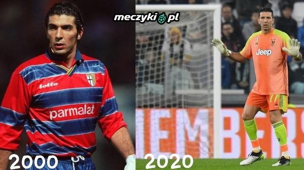 Dwie dekady według Buffona
