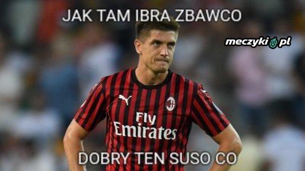 Nie wszyscy zasługują na to, aby grać w Milanie