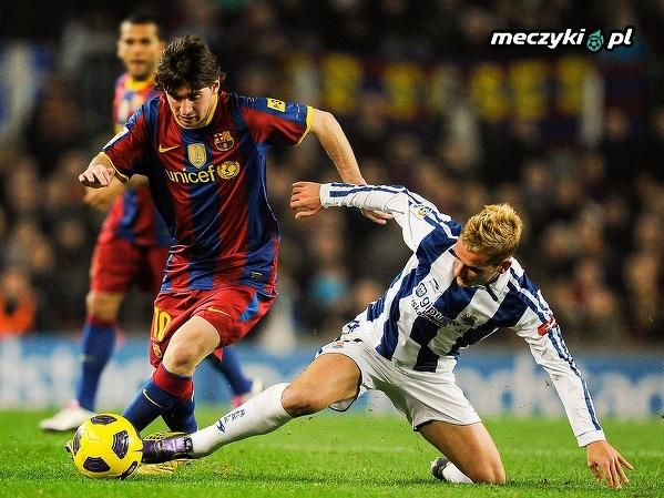 Griezmann kontra Messi, sezon 2010/11