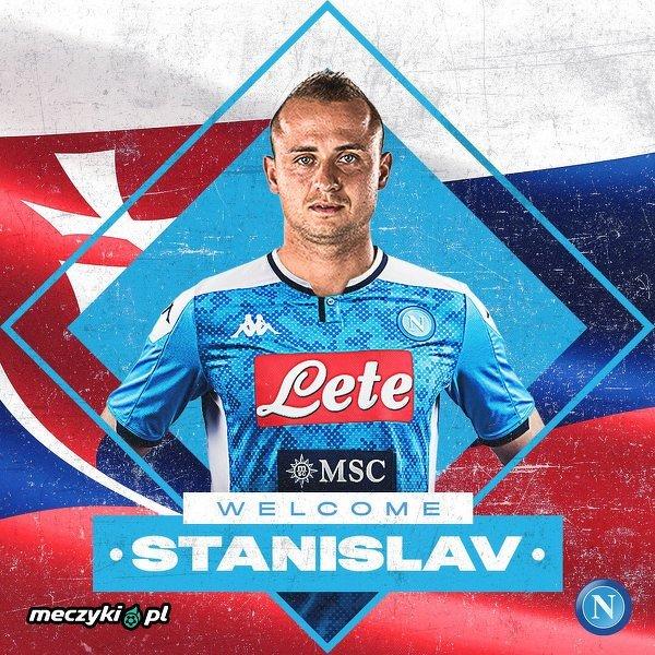 Oficjalnie: Stanislav Lobotka piłkarzem Napoli