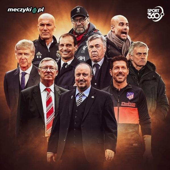 Który z nich na ten moment jest najlepszym trenerem XXI wieku?