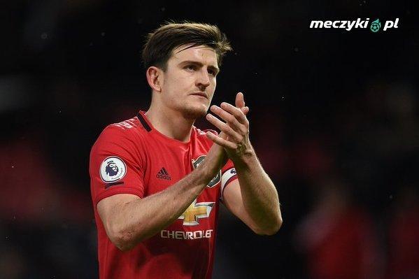 Ole Gunnar Solskjaer potwierdził, że Harry Maguire zostanie nowym kapitanem Manchesteru United