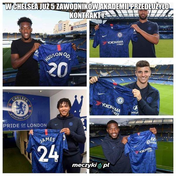 Chelsea ma zabezpieczoną przyszłość