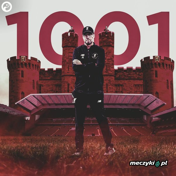 1001 dni bez ligowej porażki na Anfield