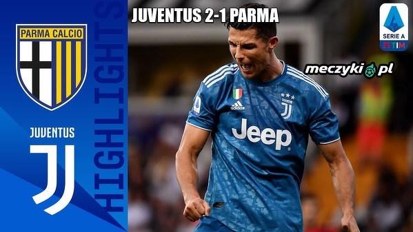 Juventus wygrywa z Parmą