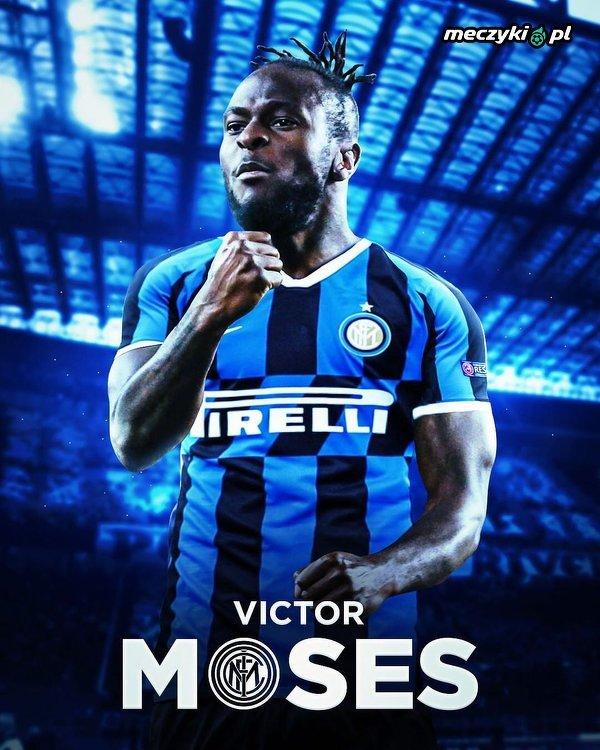 Victor Moses bliski podpisania kontraktu z Interem