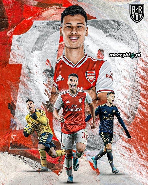 Gabriel Martinelli - przyszłość Arsenalu