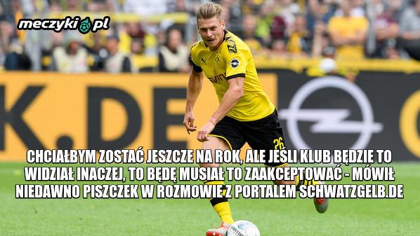 Łukasz Piszczek odejdzie z Borussii Dortmund