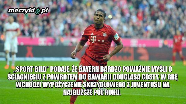 Bayern chce wypożyczyć kolejnego zawodnika