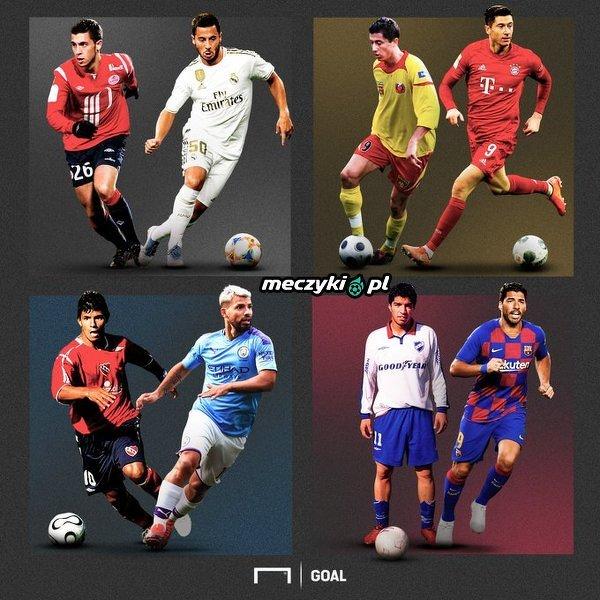 Pierwszy sezon w profesjonalnej piłce nożnej i teraz