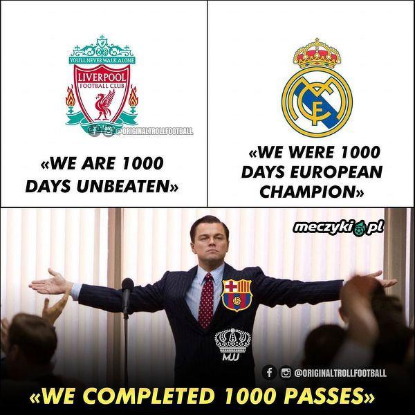 Każdy klub ma jakieś osiągnięcia