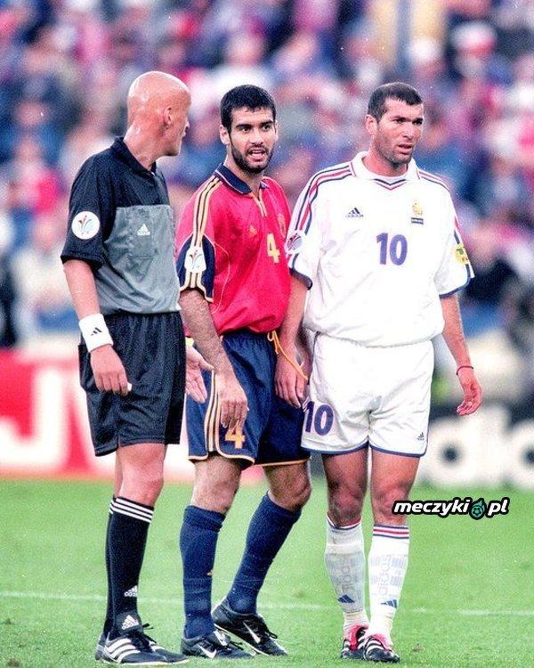 Trzy legendy na jednym zdjęciu