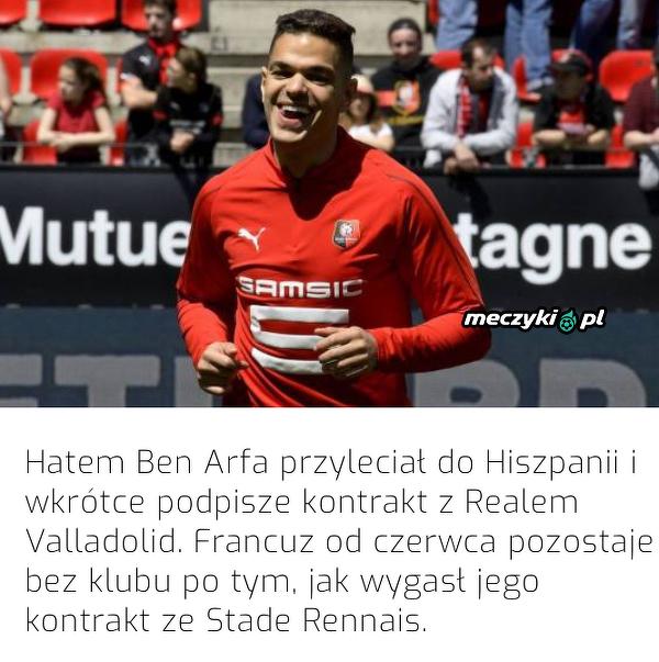 Ben Arfa zagra w La Liga