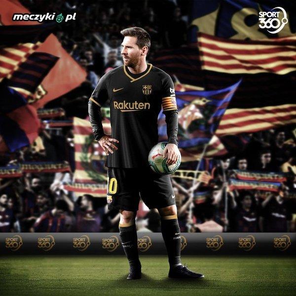 Tak może wyglądać zestaw wyjazdowy Barcelony na następny sezon
