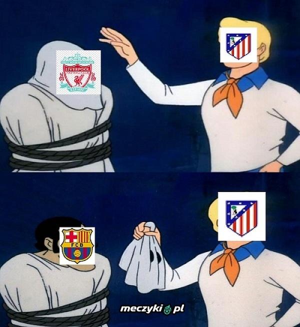 Podsumowanie meczu Atletico vs. Liverpool