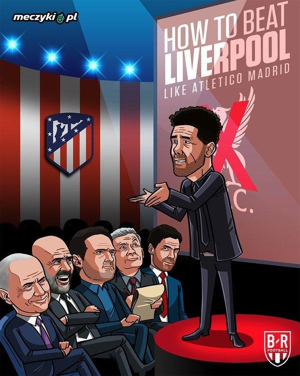 Menedżerowie Premier League mogą się uczyć od Simeone jak pokonać Liverpool