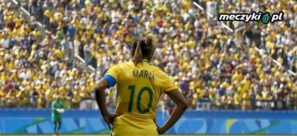 Jedna z najlepszych w historii piłkarka Marta świętuje swoje 34 urodziny