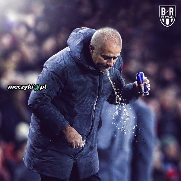 Red Bull zaszkodził Mourinho