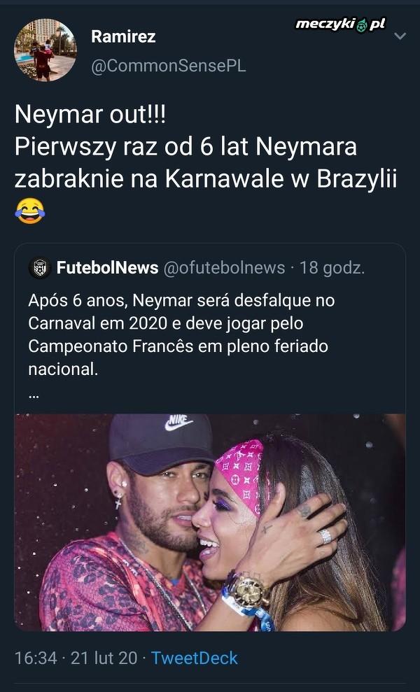 Brazylia w żałobie