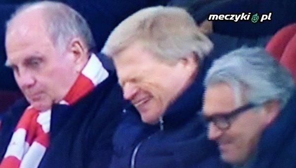Reakcja Oliviera Kahna na dzisiejsza grę Bayernu