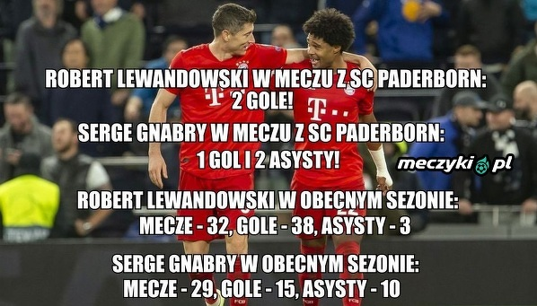 Gdzie byłby Bayern, gdyby nie ten duet?