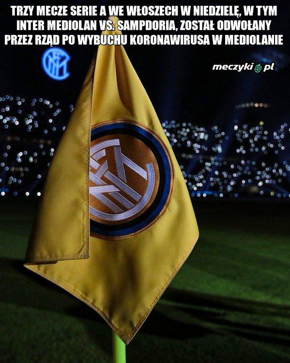Odwołane mecze w Serie A