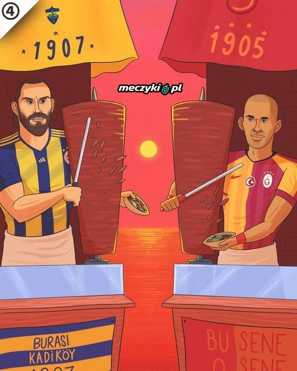 Już dzisiaj derby Stambułu - Fenerbahce vs Galatasaray