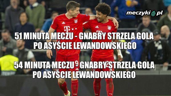 Zabójczy duet Bayernu Monachium