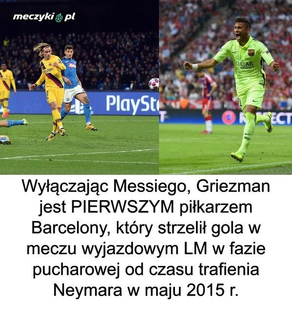 Barcelona długo na to czekała