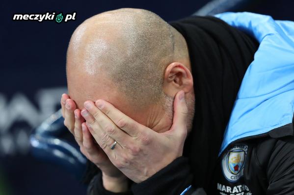 Ból głowy Guardioli. Kontuzjowany Laporte musi zejść z boiska