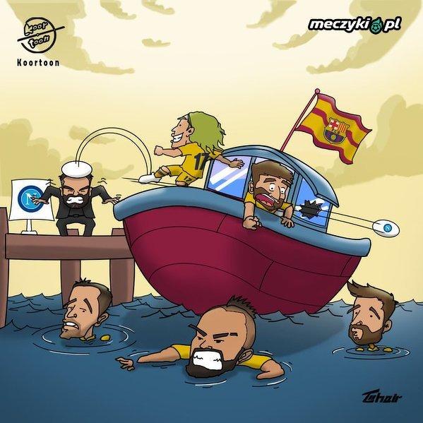 Griezmann ratuje Barcelonę
