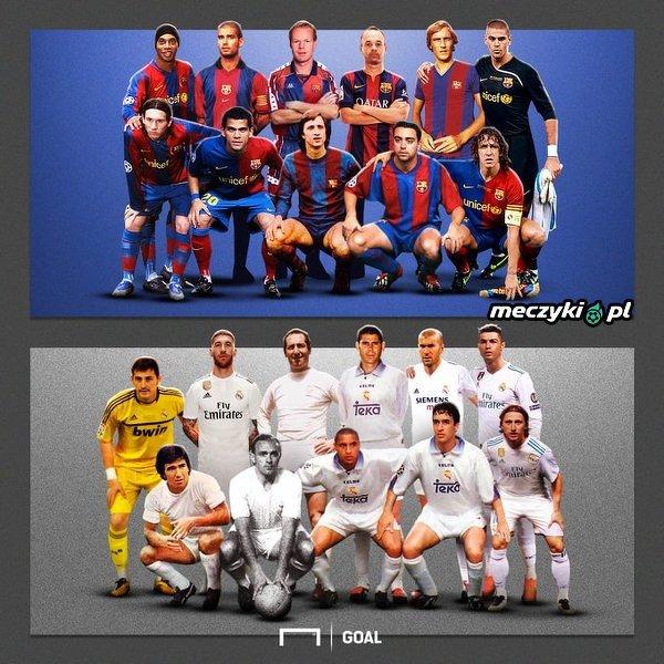 Która ekipa lepsza?