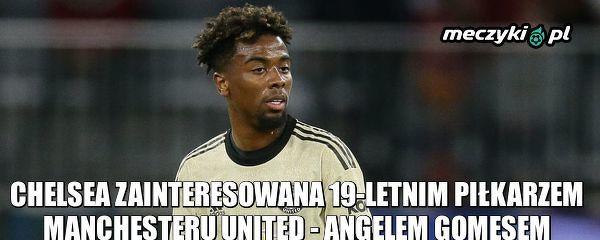 Chelsea zainteresowana piłkarzem Manchesteru United