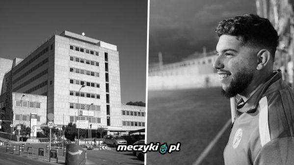 Na koronawirusa zmarł Francisco Garcia 21 letni trener Atletico Portada Alta