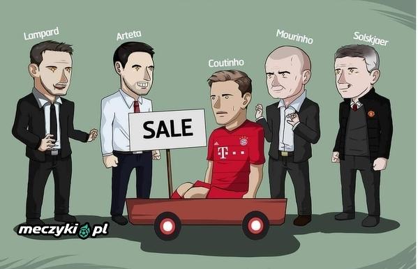 Czy Philippe Coutinho wróci do Premier League?