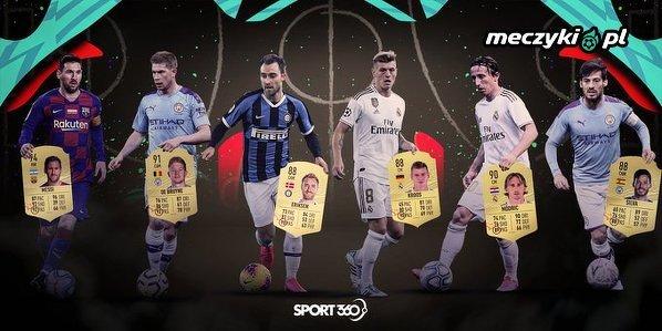 Królowie podań - Najlepsi w FIFA 20