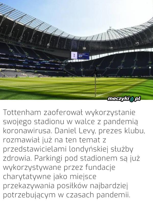 Ładny gest Tottenhamu