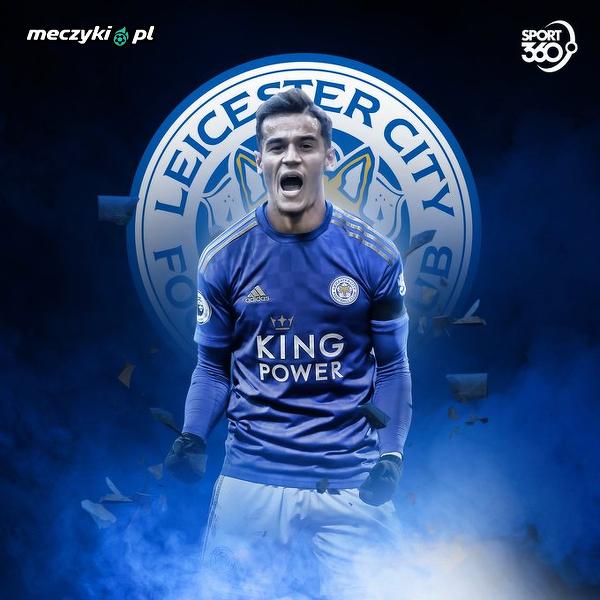 Leicester chce wypożyczyć Philippe'a Coutinho