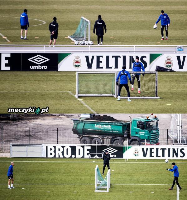 Piłkarze Schalke wrócili do treningów