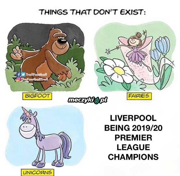 Rzeczy, które nie istnieją