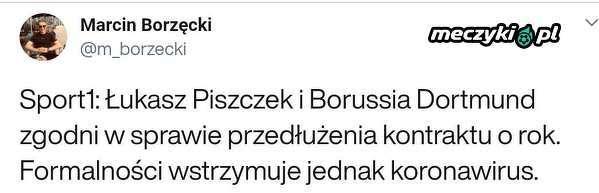 Borussia Dortmund chce przedłużyć kontrakt z Łukaszem Piszczkiem