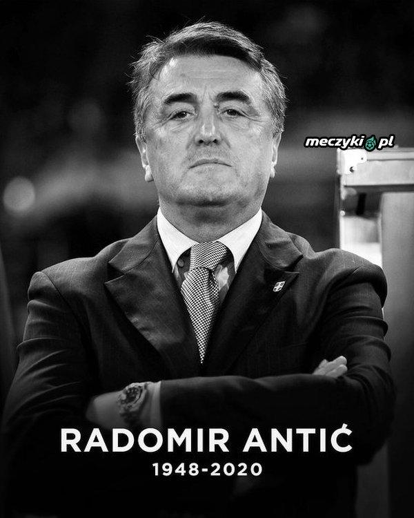 Nie żyje Radomir Antić, jedyny trener który prowadził Atletico, Barcelonę i Real
