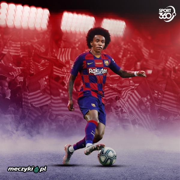 Barcelona jest faworytem do pozyskania Williana w letnim oknie transferowym
