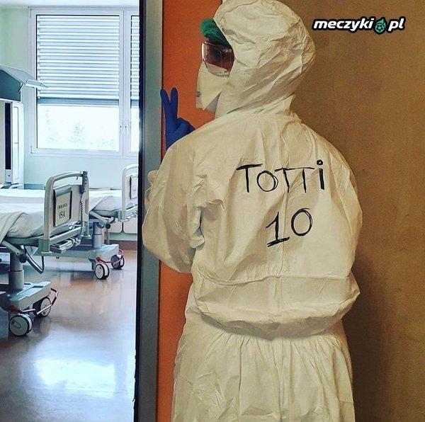 Gdzieś w szpitalu we Włoszech