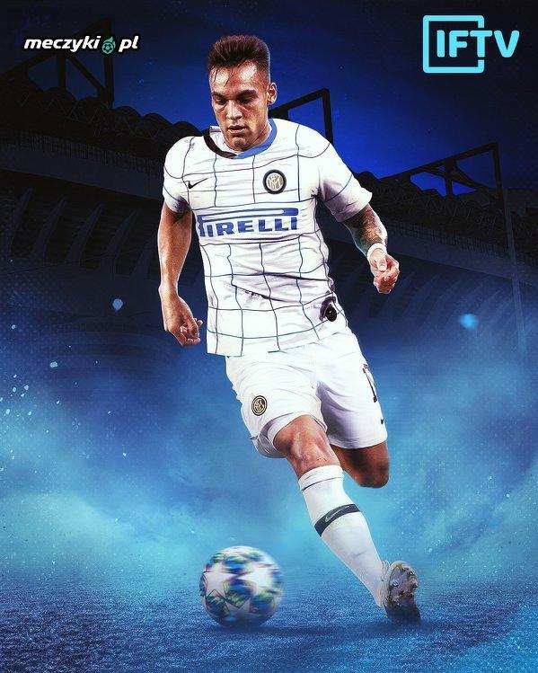 Tak będzie wyglądać wyjazdowa koszulka Interu w nowym sezonie