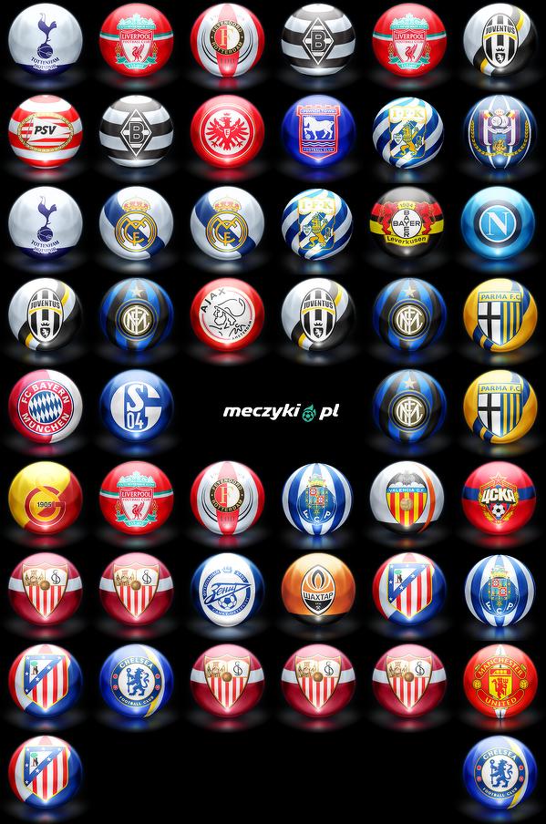 Zwycięzcy Pucharu UEFA/Ligi Europy