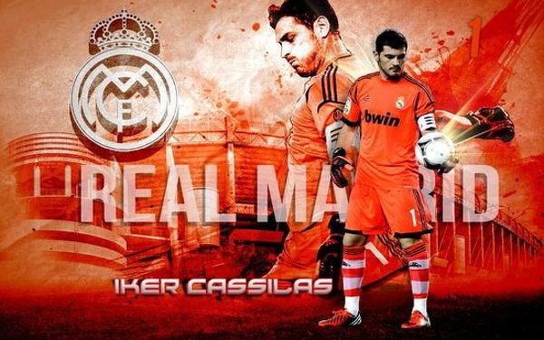 Iker Casillas- legenda Realu Madryt