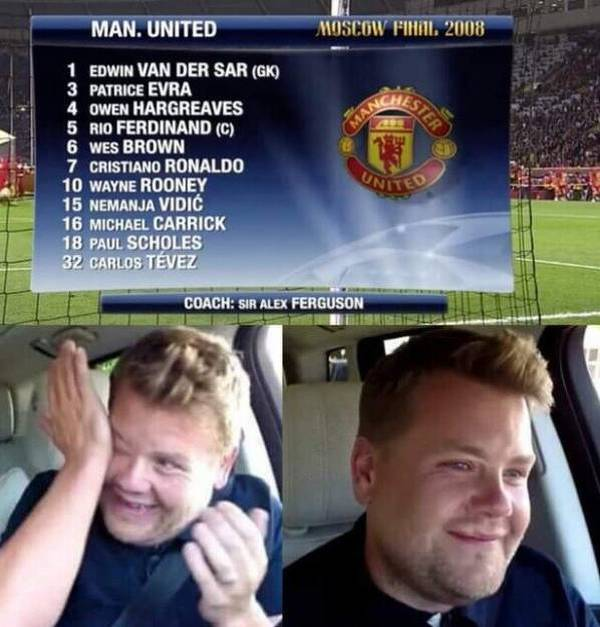 Gdy widzisz ten skład Manchesteru United