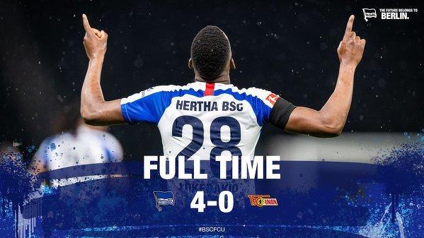 Hertha rozbiła Union w derbach Berlina!