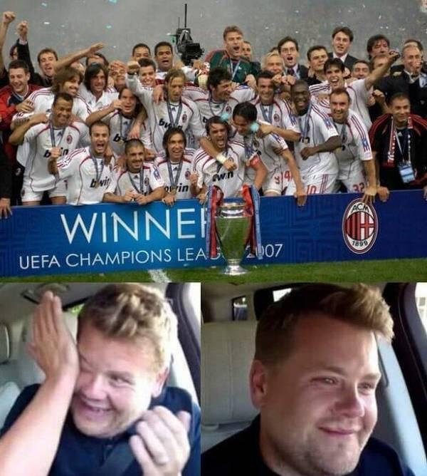 Legendarny Milan